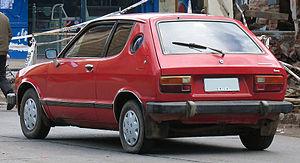 Daihatsu Charade - Daihatsu Charade Runabout (G10)