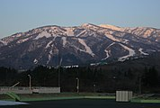 Dainichidake from takasu 2010 4 18.JPG