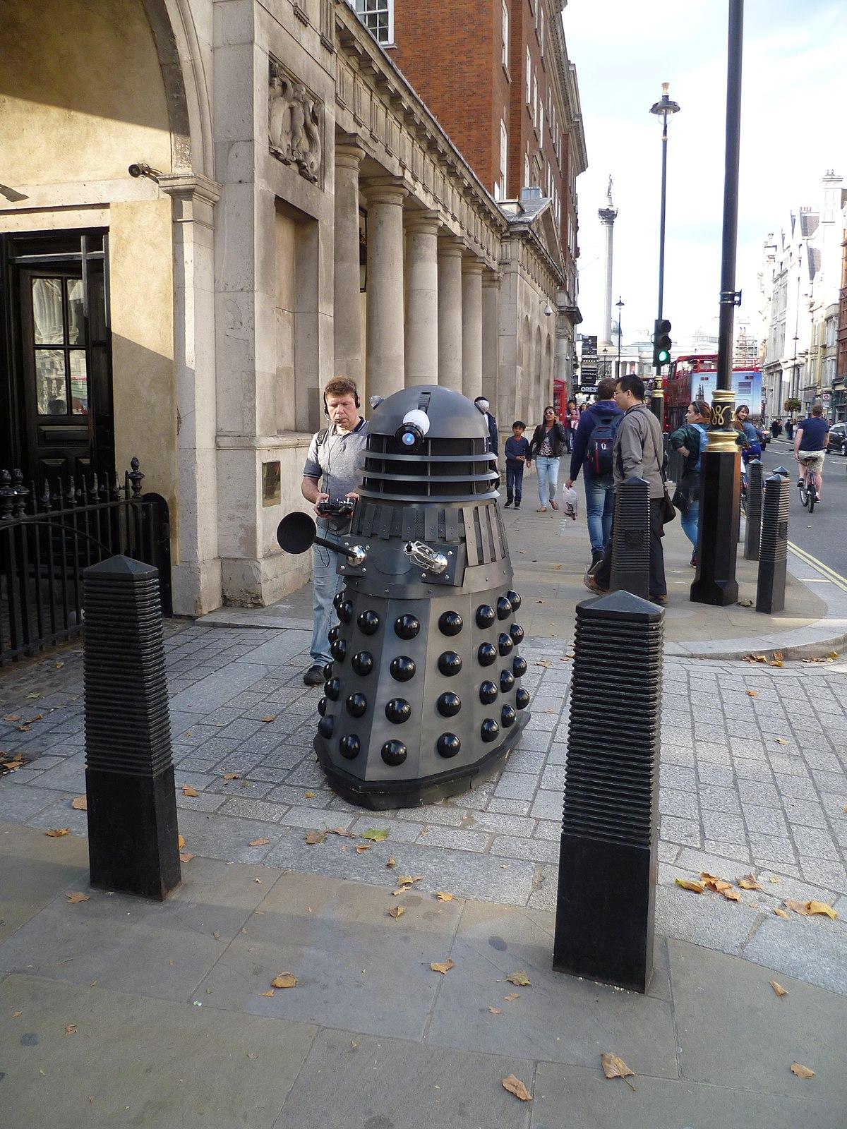 Dalek - Wiktionary