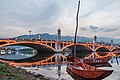 Dali Yunnan China Bridge-over-Xi-er-River-02.jpg