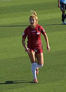 Damla Demirdön Turkish female footballer