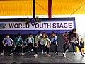 Dance show at the Children's Festival (7331342192).jpg
