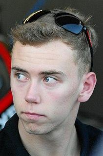 Daniel Lloyd (racing driver)
