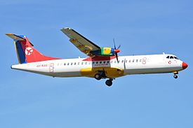 Danish Air Transport, OY-RUG, ATR 72-202 (17164504767).jpg