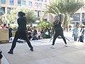 Danse - Scène extérieure - Mang'Azur 2014 - P1830045.jpg