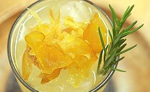 Dangyuja - Image: Danyuja ade (dangyuja beverage)