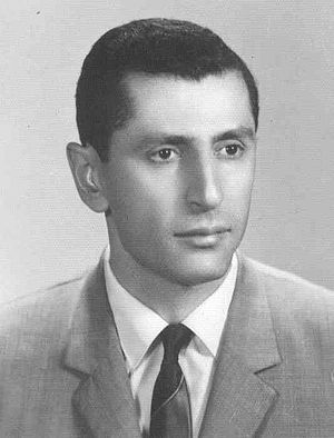 Dariush Safvat - Safvat in 1970s