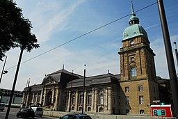 Friedensplatz in Darmstadt