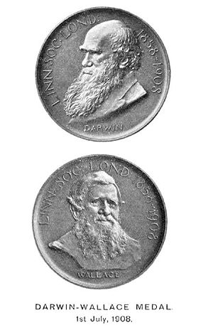 Darwin–Wallace Medal - The Darwin–Wallace Medal