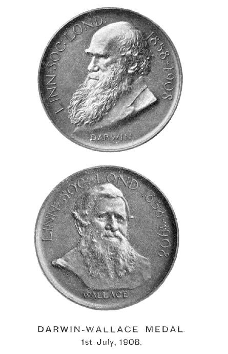 Darwin-Wallace medal