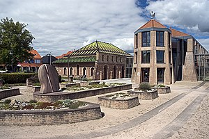 Jockgrim - Image: Das Ziegeleimuseum in Jockgrim 2007 CC BY SA SYNTAXYS Achim Lammerts