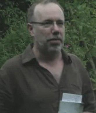 David Belbin - David Belbin on the book launch of Secret Gardens