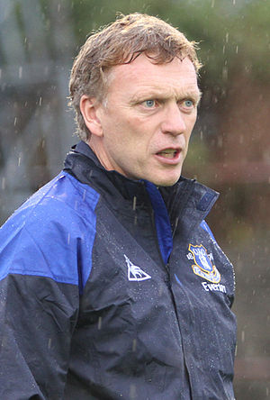 Shrewsbury Town F.C. - Manager David Moyes played for Shrewsbury from 1987 to 1990