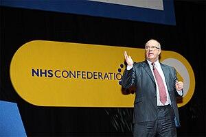 David Nicholson (civil servant) - David Nicholson