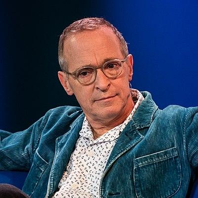 Picture of an author: David Sedaris
