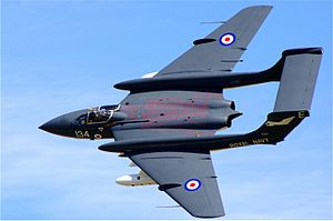 "De Havilland D.H.110 ""Sea Vixen"""