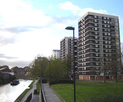 De Beauvoir Estate, De Beauvoir Town, East London