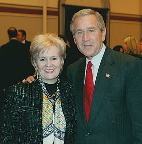 Deborah Wince-Smith and George W. Bush 2004b.jpg