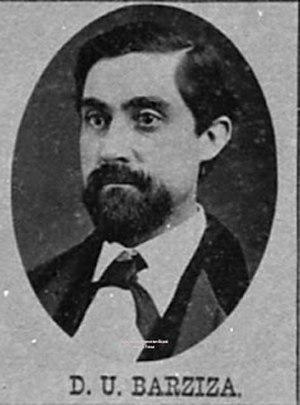 Decimus et Ultimus Barziza - Decimus et Ultimus Barziza, in the 1870s