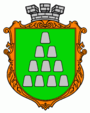 Deliatyn coat of arms (escutcheon).png