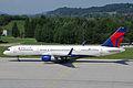 Delta Air Lines Boeing 757-2Q8; N707TW@ZRH;20.08.2009 551fu (4327436119).jpg