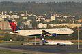 Delta Air Lines Boeing 767-3P6ER; N156DL@ZRH;16.04.2011 595bm (5629390136).jpg