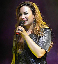 Prison Break Demi Lovato on Demi Lovato Live In Credicard Hall In S  O Paulo  Brazil 2012