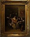 Den Haag - Museum Bredius - Frans Sant-Acker (1648-1688) - Portrait of a Family 1670-1679.jpg