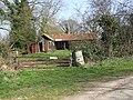 Derelict Farm Buildings, Wood Farm - geograph.org.uk - 377851.jpg