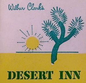Desert Inn - Image: Desert Inn logo
