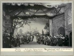 Det otroligaste, Svenska teatern 1901. Föreställningsbild - SMV - H14 012.tif