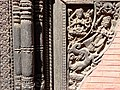 Detail of Carved Woodwork - Bhaktapur - Nepal (13487366444).jpg