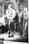detail schildering(ij) - sint gerlach - 20077617 - rce