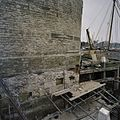 Detail van de Hoofdtoren, zuidzijde tijdens restauratie werkzaamheden - Hoorn - 20371638 - RCE.jpg