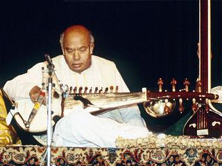 Ali Akbar Khan Hindustani musician