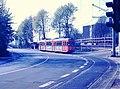 Dia von Wuppertal, GT8 3826, Schliepershäuschen - Krummacher Straße.jpg
