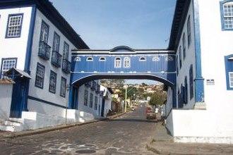 Diamantina, Minas Gerais - Image: Diamantina