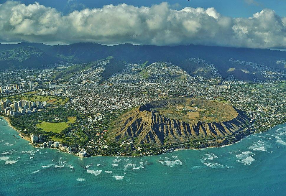Diamond Head Hawaii - panoramio