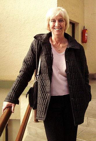 Diane Towler - Towler at the 2006 Nebelhorn Trophy