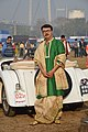 Dibyendu Ghosh With 1934 Alvis - 20 hp - 6 cyl - WBD 263 - Kolkata 2018-01-28 0606.jpg