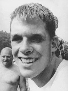 Dick Roth American swimmer