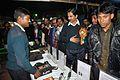 Dignitaries Visit - NDRF Pavilion - Sundarban Kristi Mela O Loko Sanskriti Utsab - Narayantala - South 24 Parganas 2015-12-23 7954.JPG