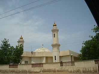 Dikwa - Image: Dikwa mosque