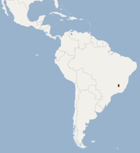 Distribution of Lonchophylla bokermanni.png