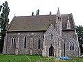 Disused All Hallows Church, Ditchingham, Norfolk - geograph.org.uk - 221985.jpg