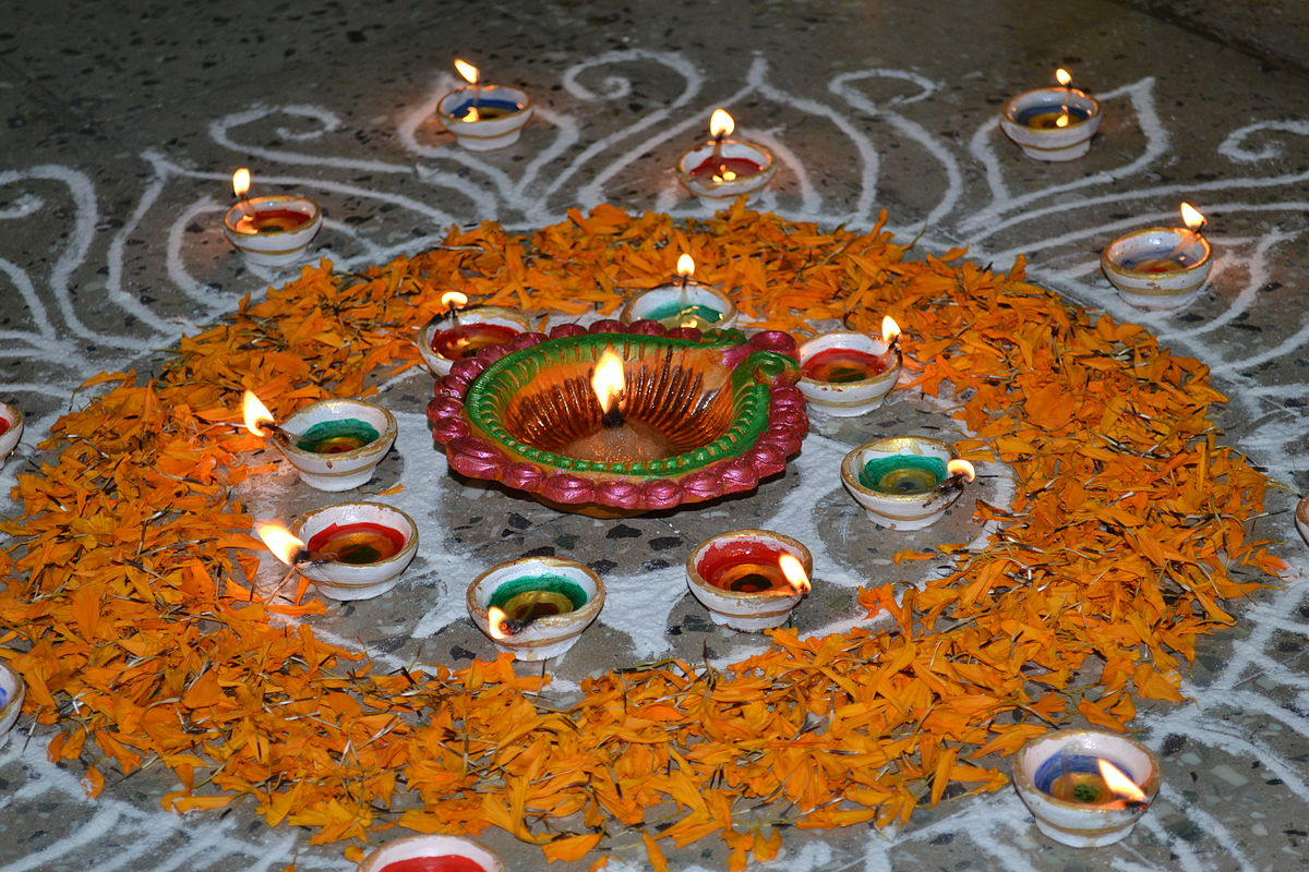 introduction of diwali festival
