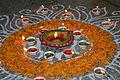 Diwali lamps India 2011.jpg