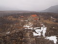 Dmanisi church with more ruins in the foreground.jpg