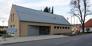 Dobroslavice Municipality in Moravian-Silesian, Czech Republic