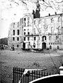 Domaine national, château - Façade ouest, avant restauration - Saint-Germain-en-Laye - Médiathèque de l'architecture et du patrimoine - APMH00011076.jpg